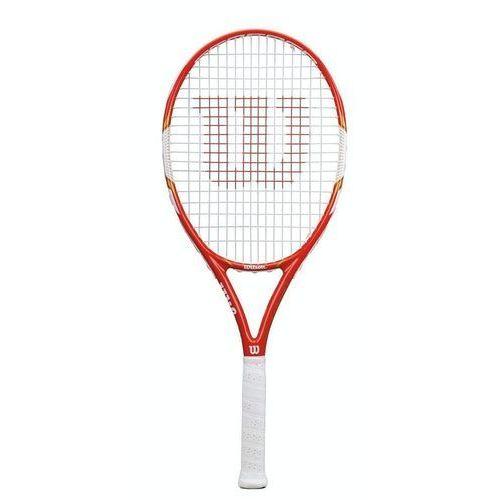 Rakieta tenis ziemny roger federer 105 2014 marki Wilson