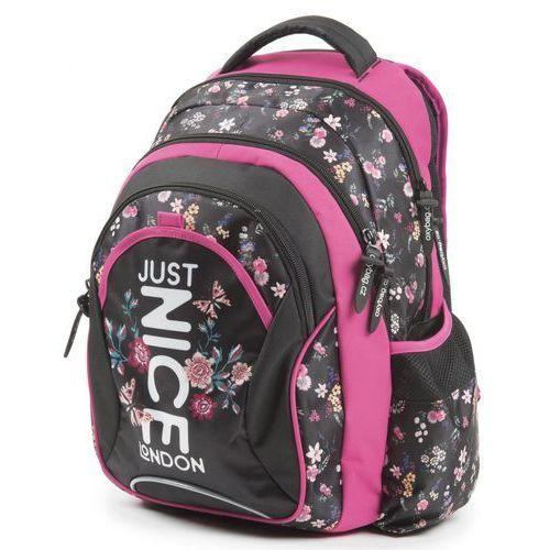 Karton P+P Plecak szkolny OXY Fashion Romantic (8595096771580)