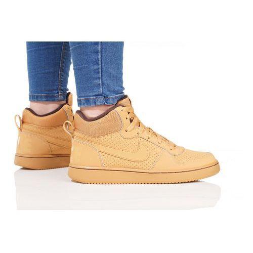 Buty court borough mid (gs) 839977-700 marki Nike