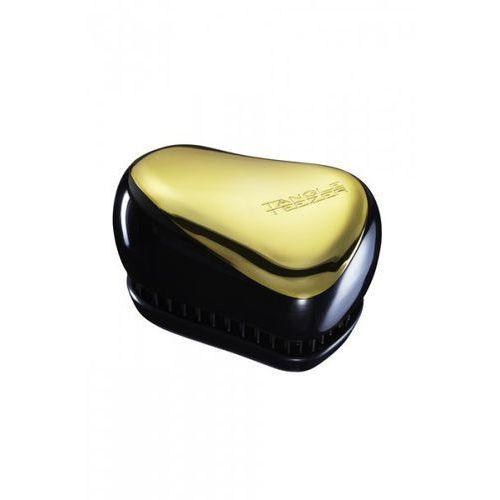 compact styler kompaktowa szczotka do włosów gold rush marki Tangle teezer