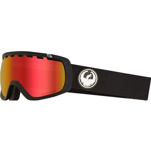 gogle snowboardowe DRAGON - Dr Rogue 1 Black Llredion+Llrose (332) rozmiar: OS