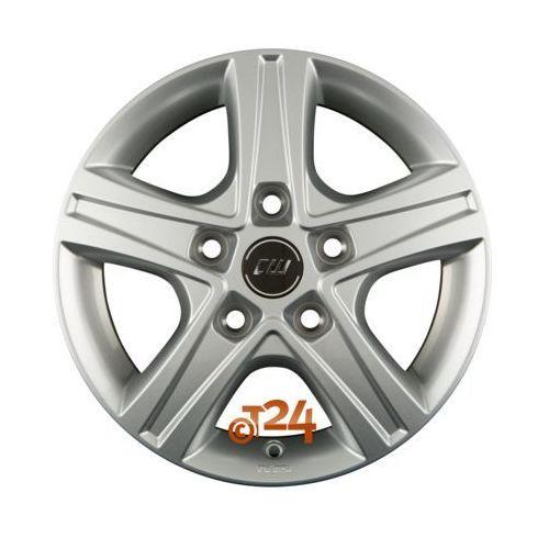 Felga aluminiowa cwd 16 6,5 5x120 - kup dziś, zapłać za 30 dni marki Borbet
