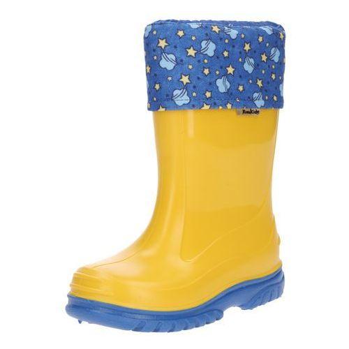 Romika gumiaki 'color star' błękitny / żółty (4058613474912)
