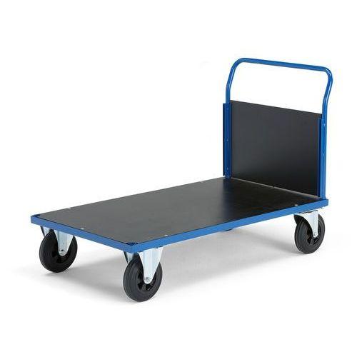 Wózek transportowy o platformie 800x1200mm Bez hamulca, 272761