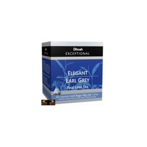 Herbata Dilmah Elegant Earl Grey 20 torebek (9312631140422)