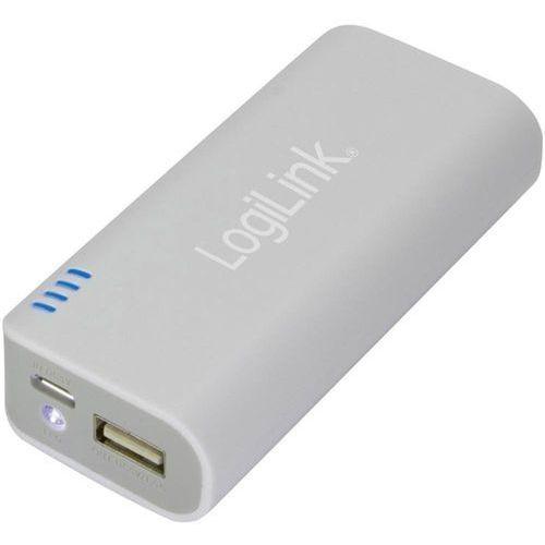 LogiLink Przenośna ładowarka Power Bank 5000 mAh (4052792031324)