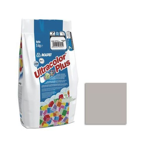 Fuga cementowa ULTRACOLOR 144 manhattan 5 kg MAPEI, 6011005