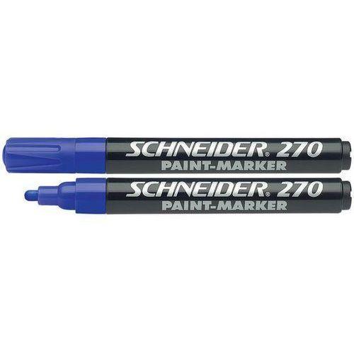 marker olejowy 270, niebieski marki Schneider