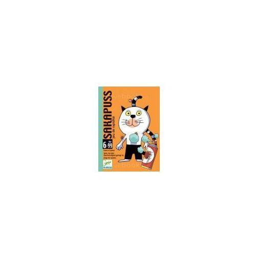 Gra karciana Sakapuss - refleks DJ05111 - produkt z kategorii- Gry karciane
