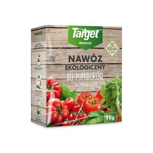 Nawóz do pomidorów, ogórków i ziół EKOLOGICZNY 1 kg TARGET NATURAL (5901875008465)