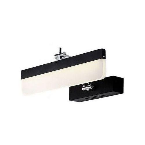 Kinkiet lampa ścienna beam led 1x6w czarny 302 marki Milagro