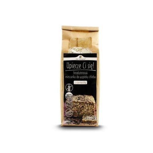 Chleb z Czarnuszką Bezglutenowy Mieszanka do Wypieku 500 g Pięć Przemian, 5902837810195
