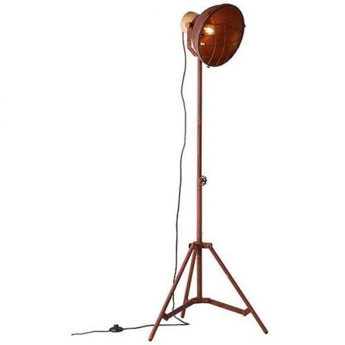 Brilliant emma lampy stojące rudy, 1-punktowy - przemysłowy/loft - obszar wewnętrzny - emma - czas dostawy: od 3-6 dni roboczych