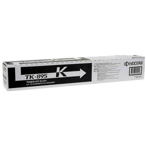 Oryginał toner kyocera tk-895k do fs-c8020/8025mfp | 12 000 str. | czarny black marki Kyocera-mita