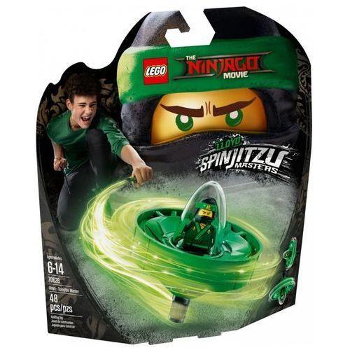 Klocki Lego Ninjago Lloyd-mistrz Spinjitzu