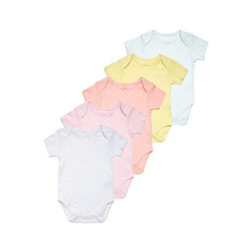 mothercare BUTTERFLY 5 PACK Body lights multicolor, kup u jednego z partnerów