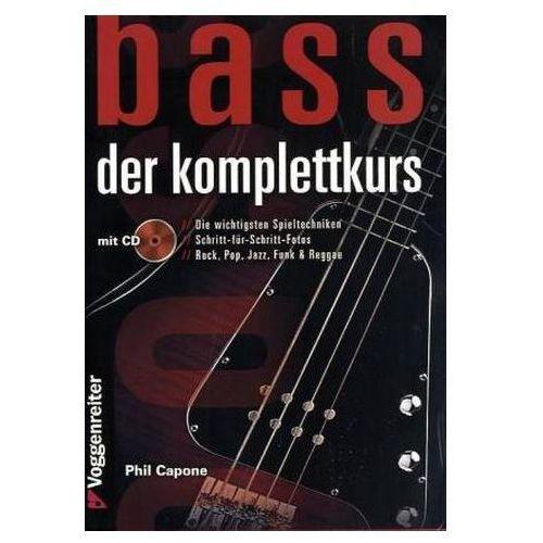 Bass. Der Komplettkurs, m. Audio-CD (9783802408502)