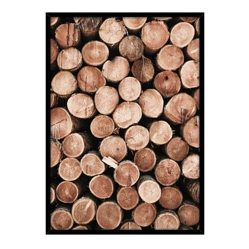 Obraz Retro Wood 30 x 40 cm