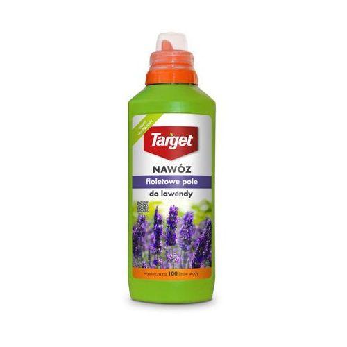 Nawóz płynny do pielęgnacji lawendy fioletowe pole 500 ml marki Target