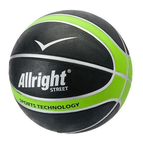 Allright Piłka do koszykówki street green 7