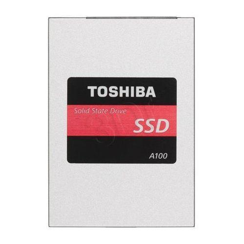 Toshiba Dysk ssd  a100 240gb sata3 (thn-s101z2400e8) darmowy odbiór w 19 miastach! (4051528307146)