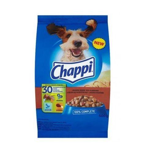 wołowina, drób i warzywa 500g marki Chappi