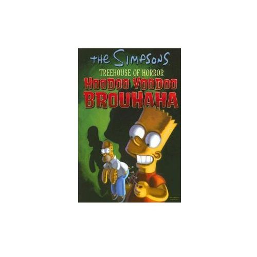 Bart Simpson´s Treehouse of Horror: Hoodoo Voodoo Brouhaha Matt Groening