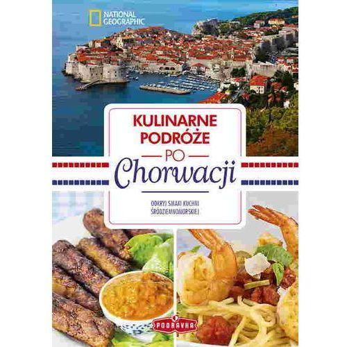 Podróże kulinarne po Chorwacji (9788375966138)