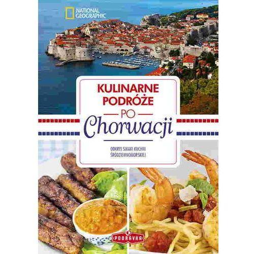 Podróże kulinarne po Chorwacji (ISBN 9788375966138)