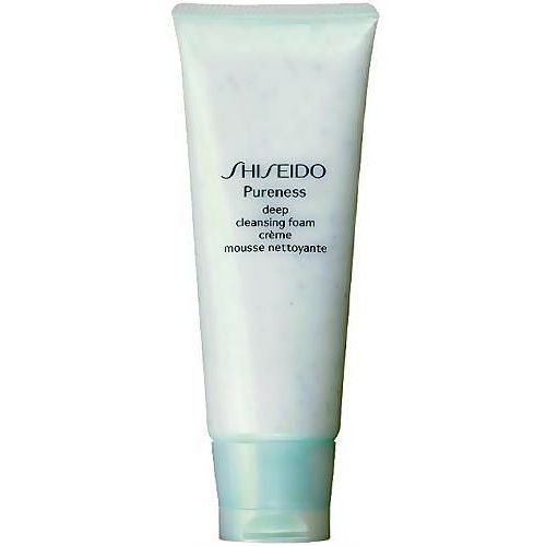 Shiseido Pureness Deep Cleansing Foam Creme 100ml W Żel do mycia twarzy