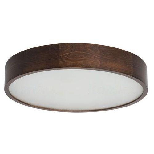 Plafon Kanlux Jasmin 470-WE 23122 lampa sufitowa 3x40W E27 wenge (5905339231222)