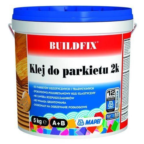 Buildfix Klej dwuskładnikowy do parkietu 2k beżowy 5 kg