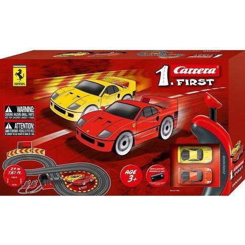 Carrera Na baterie ferrari (4007486630086)