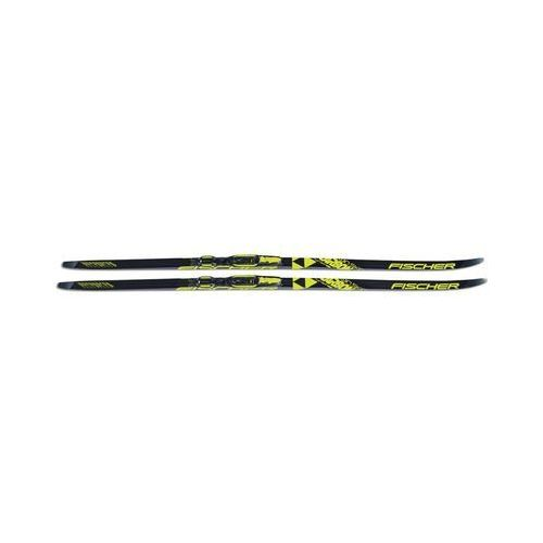 twin skin carbon jr. + binding (race classic jr.) universal 162 2018-2019 marki Fischer