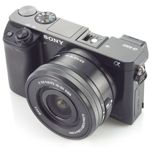 OKAZJA - Sony Alpha A6000 z kategorii [aparaty cyfrowe]