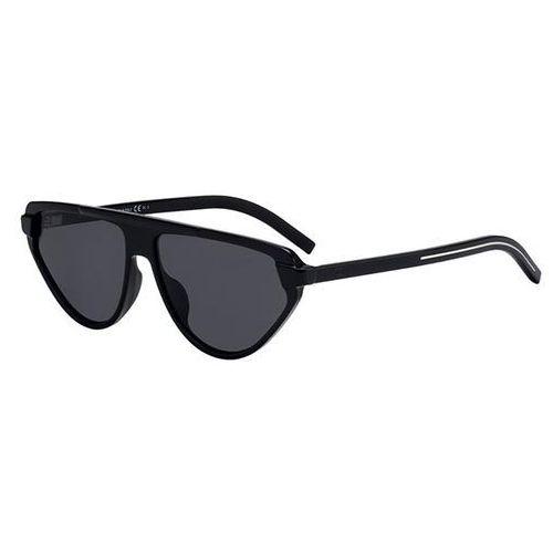 Okulary słoneczne black tie 247s 807/2k marki Dior