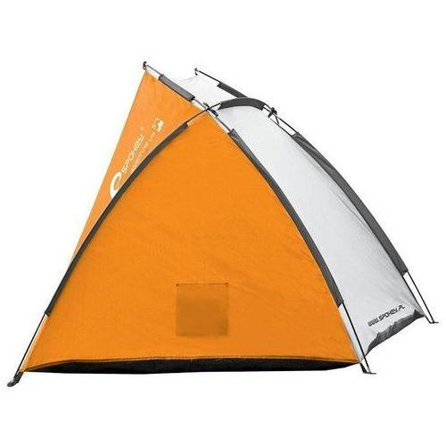 Parawan Plażowy Namiot CLOUD SPOKEY Orange - Pomarańczowy