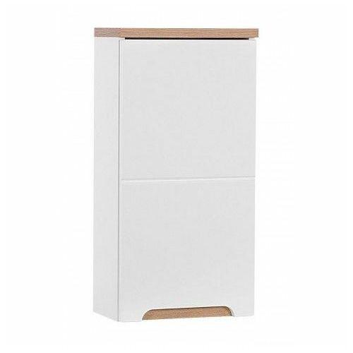 Producent: elior Podwieszana szafka łazienkowa marsylia 5x - biały połysk