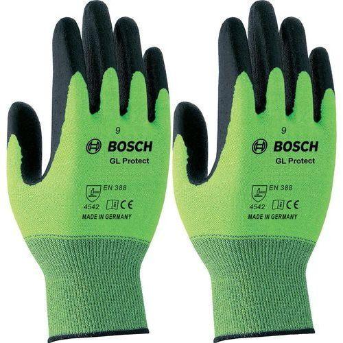 Rękawice ochronne przed przecięciami GL Protect Bosch 2607990118 Wielkość=8 czarny, żółty z kategorii Rękawice