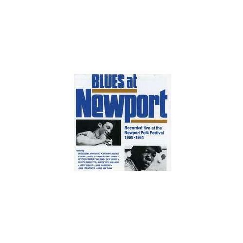 Vanguard Blues at newport '59 - '64 (0015707011525)