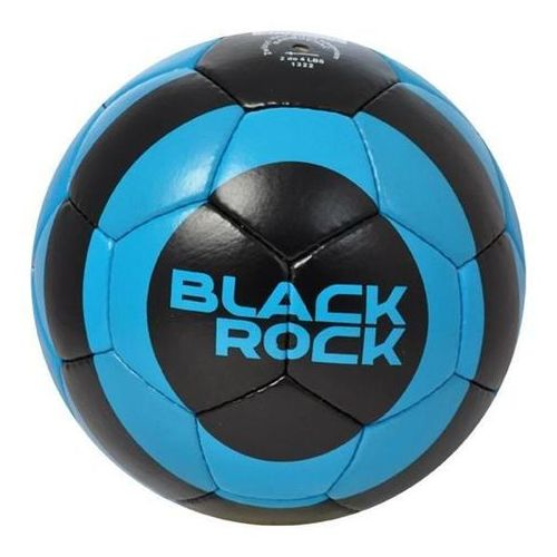 Piłka nożna REKREACYJNA AXER BLACK ROCK Blue - Niebieski ||Czarny