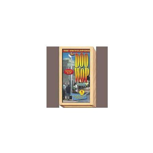 Encyclopedia Of Doo Wop 2 / Różni Wykonawcy - sprawdź w wybranym sklepie