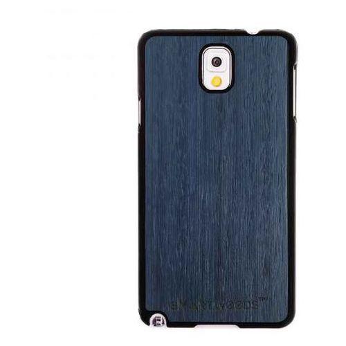 Etui SmartWoods – Blue Sky Galaxy Note 3, kolor niebieski