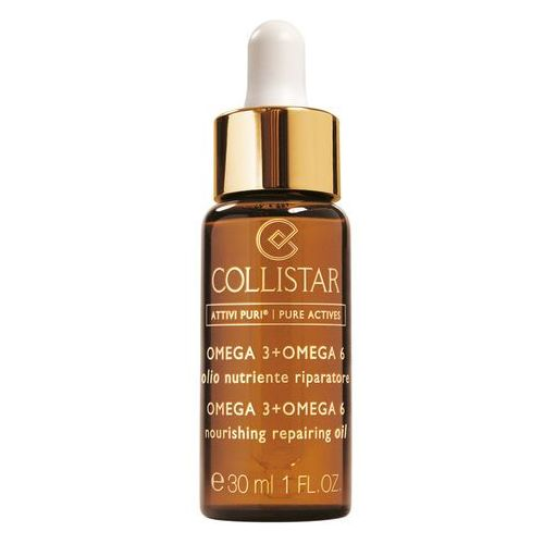 Collistar  pure actives omega 3 + omega 6 nourishing repairing oil serum do twarzy 30 ml dla kobiet (8015150218146)