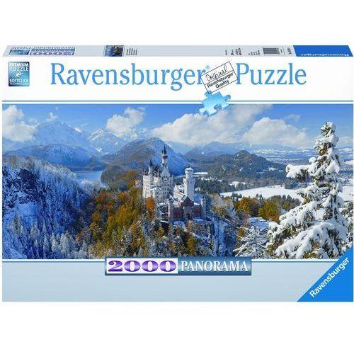 Raven puzzle zamek neuschwanstein marki Ravensburger