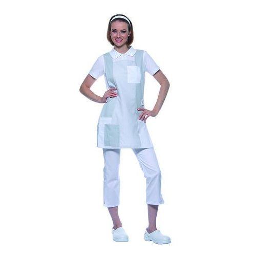 Karlowsky Tunika medyczna bez rękawów, rozmiar ii, jasnoszara | , nala