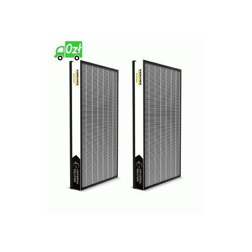 Karcher Filtr uniwersalny (2szt) solution do oczyszczacza powietrza af100 *!negocjacja cen online!tel 797 327 380 gwarancja d2d*