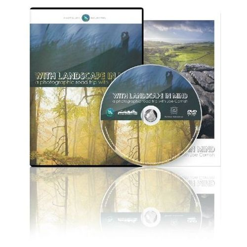 Lee filters Film lee with landscape in mind - joe cornish dvd (5055782203656)