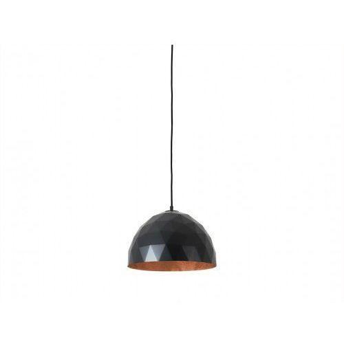 Customform Lampa wisząca leonard m - miedziano-czarny