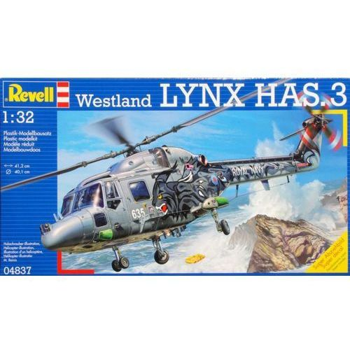 Revell Westland lynx has.3 -